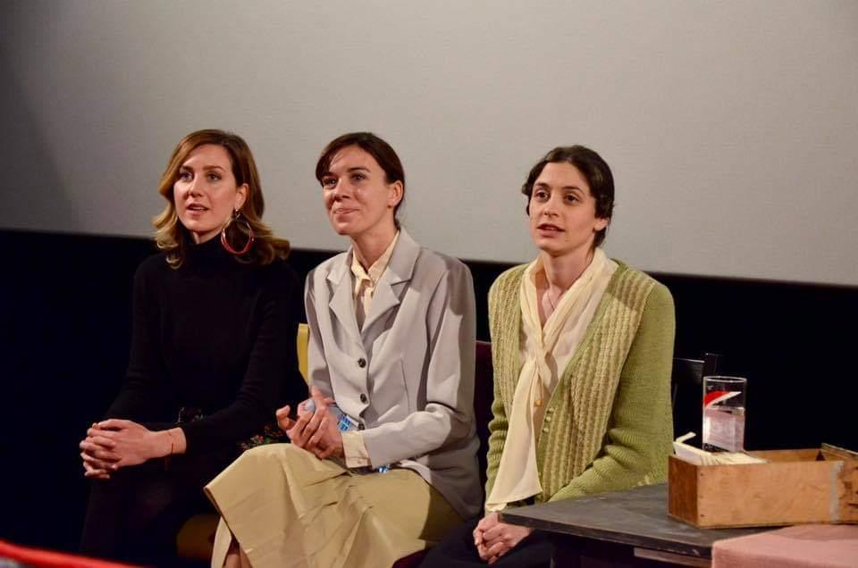 Nataša Novaković, Ana Vasić i Jelena Puzić