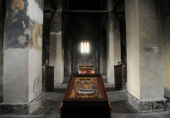 (Foto Tanjug) Bogorodica Ljeviška je 2006. godine upisana na Uneskovu listu svetske kulturne baštine