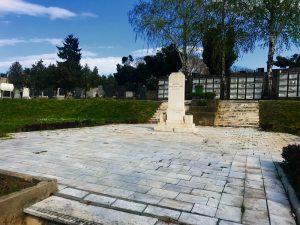 Масовна гробница најмање 6.500 Срба на јеврејском дијелу гробља у Земуну