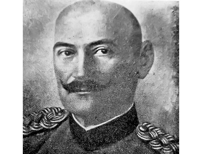 """Petar Martinović (Foto """"Ratni pomenik"""")"""
