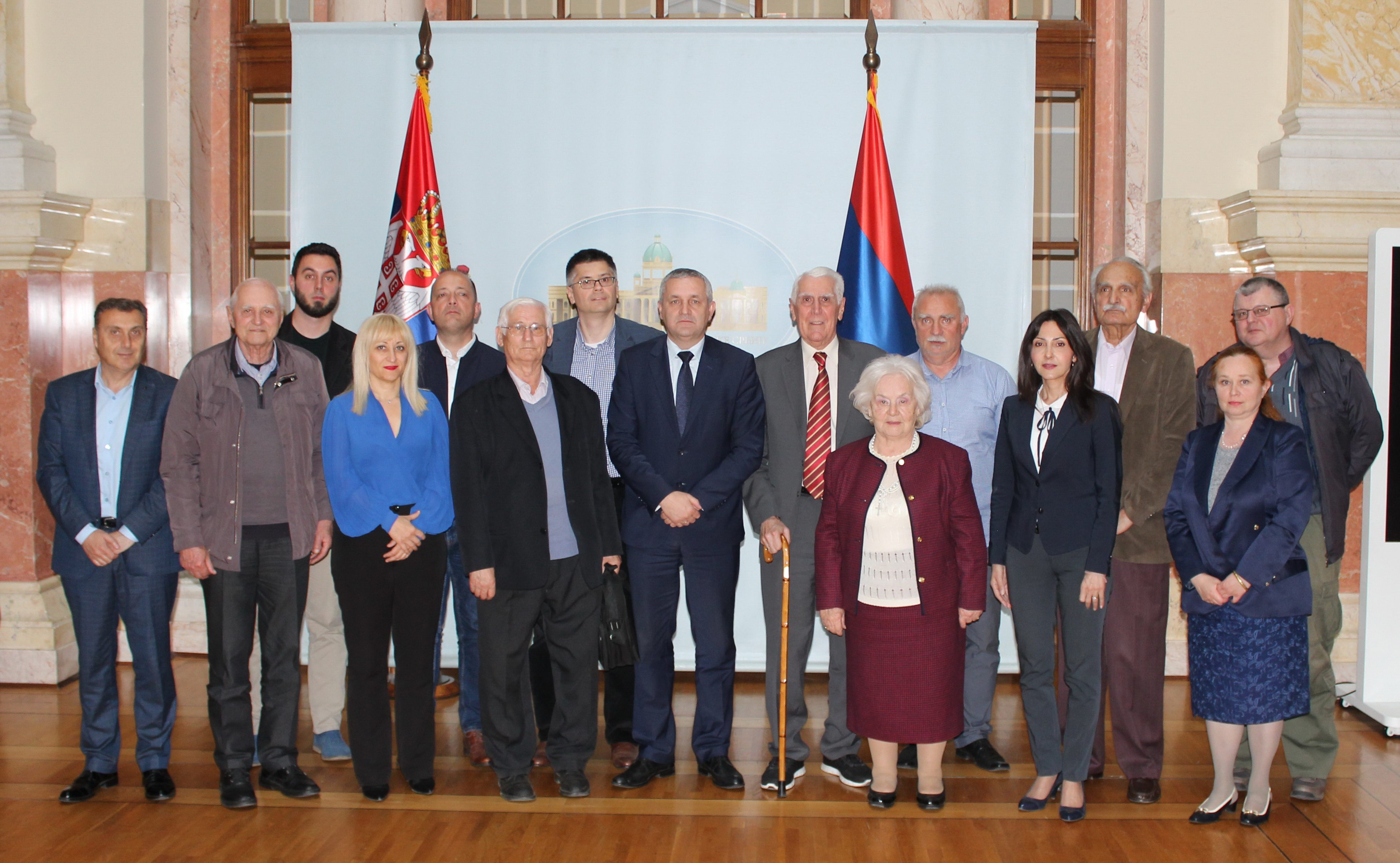 Odbor za dijasporu i Srbe u regionu Skupštine Srbije Foto: SRNA