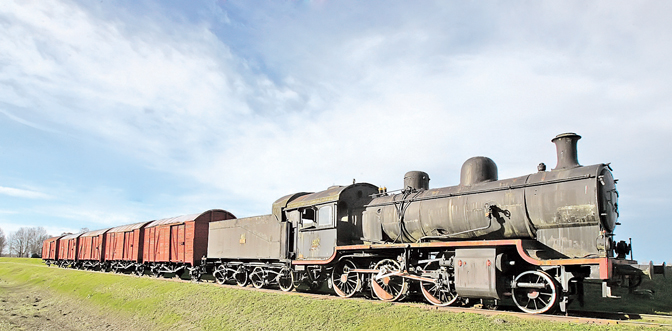 Logoraški voz (Foto R. Krstinić)