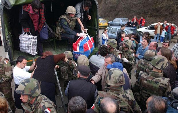 Foto I. Marinković / Mnogi naši sunarodnici bili su prinuđeni da beže sa KiM