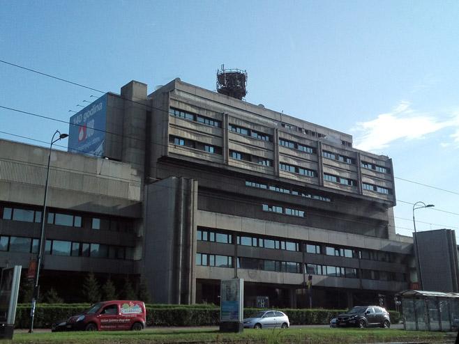 Zgrada RTV Federacije BiH i BHRTVFoto: RTRS