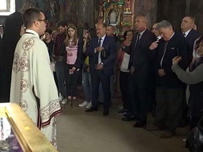 Svesrpski sabor u Krušedolu Foto: RTS