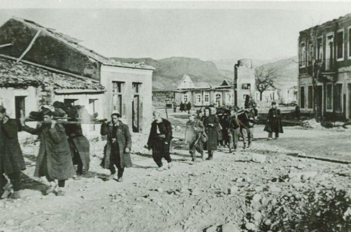 Podgorica nakon bombardovanja