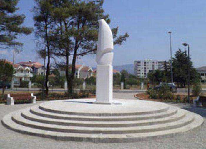 Spomenik ubicama Podgorice