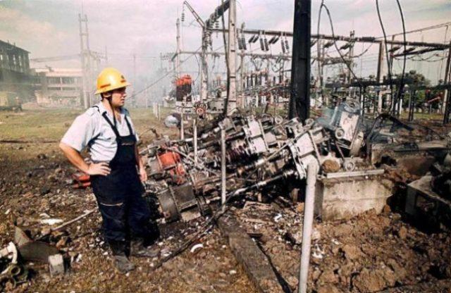 bombardovana i Kolubara