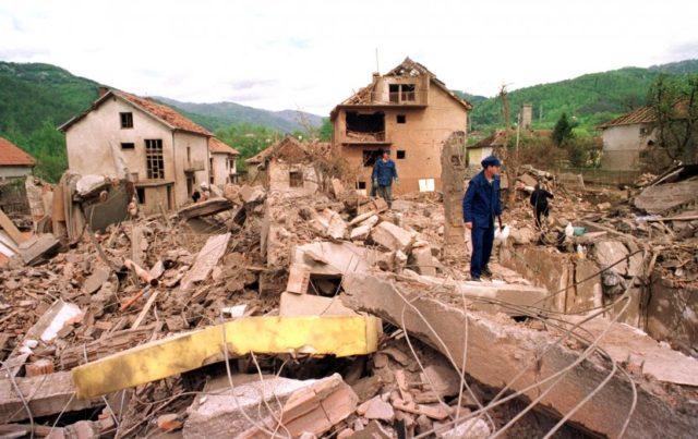 posledice NATO bombardovanja