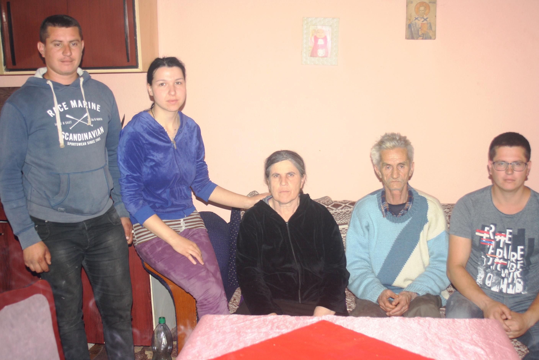 Uroševac - porodica Mihajlović