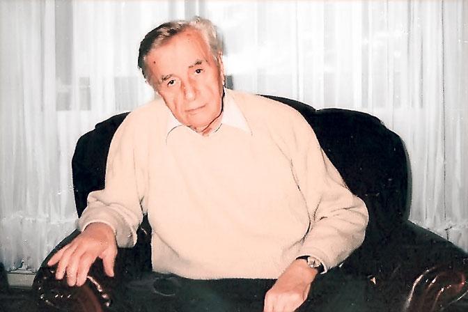Vuksan Knežević (Foto lična arhiva)