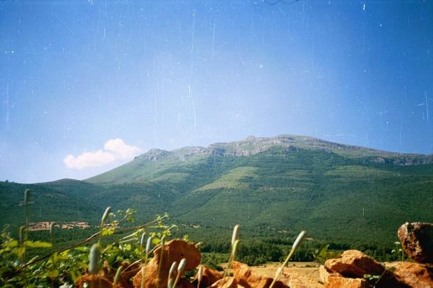Planina Paštrik