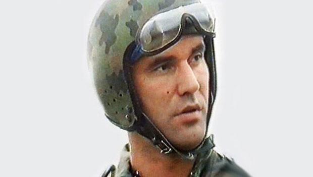 Komadanta 63. padobranske brigade Goran Ostojić Foto Privatna arhiva