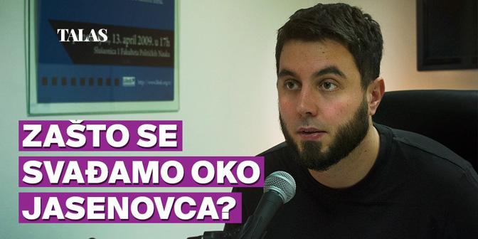 Stefan Radojković (Izvor: Talas.rs)