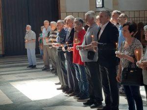 Pomen povodom služen u Crkvi Svetog Marka u Beogradu. FOTO: SRNA