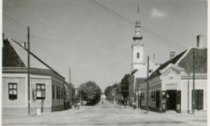 Ruševine glinske Bogorodičine crkve iz 1947. godine (izvor: Ministarstvo kulture, Uprava za zaštitu kulturne baštine, Fototeka, inv. br. 8362; snimila Anđela Horvat)