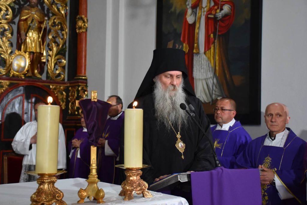 Episkop Jovan Ćulibrk/Foto: Požeška biskupija
