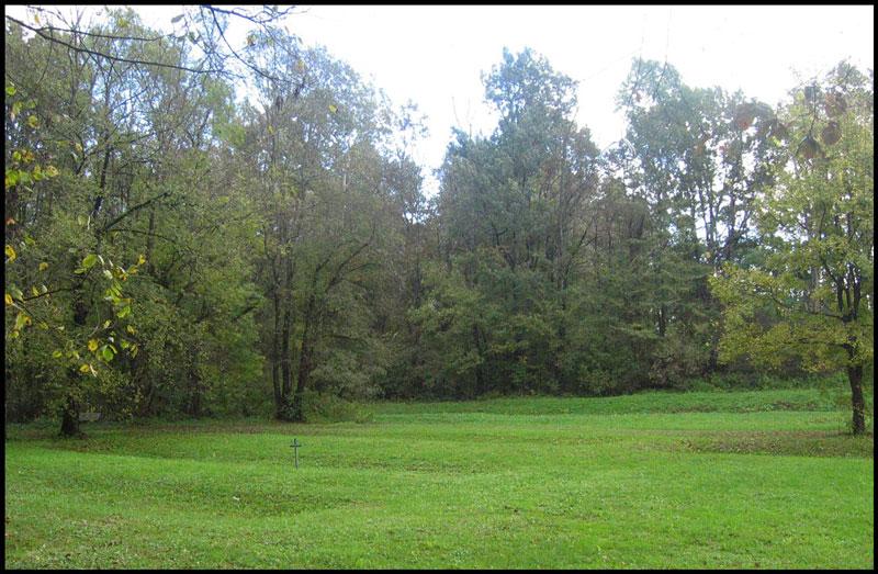 """Dječije groblje - Ukupna površina grobnog polja """"JASEN"""" iznosi 300 kvadratnih metara. FOTO: Javna ustanova """"Spomen-područje Donja Gradina"""""""