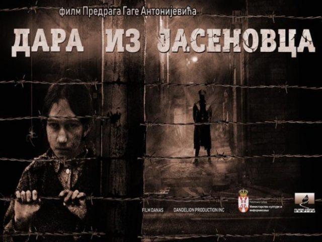 """(ВИДЕО) Објављен званичи трејлер за филм """"Дара из Јасеновца"""""""